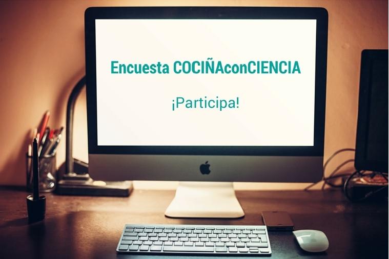 PC con Encuesta COCIÑAconCIENCIA2
